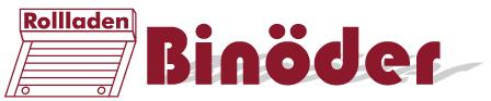 Rollladen Binöder Logo